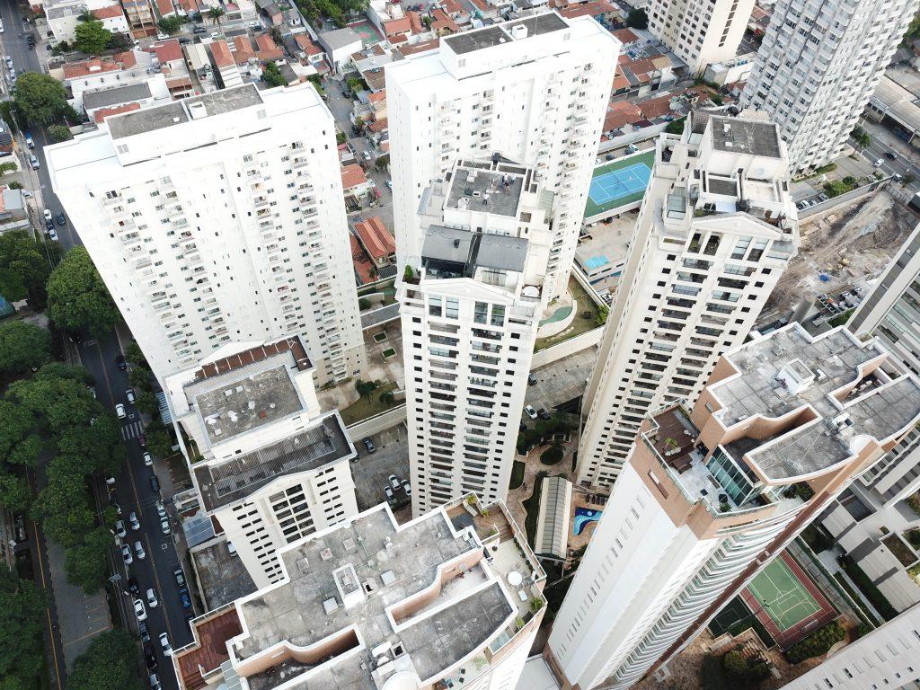 Condomínio Edifício Terraços Alto da Lapa