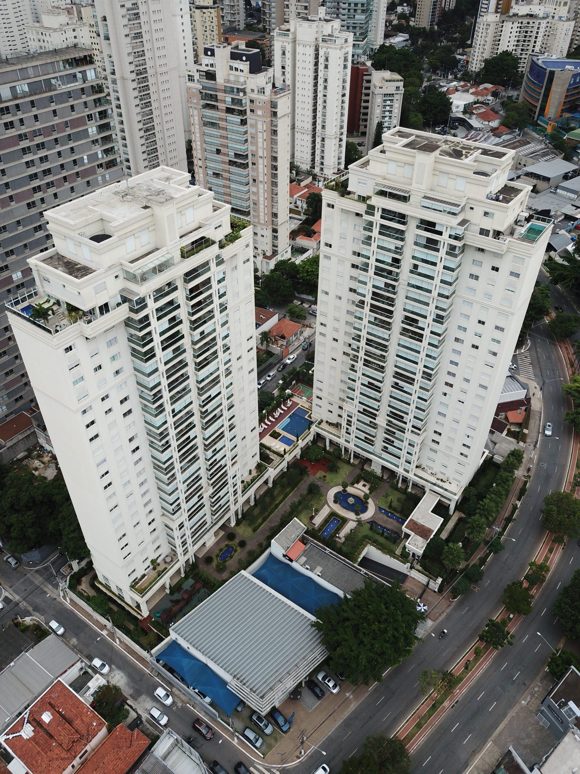 Condomínio Edifício Vila Nova Reserved