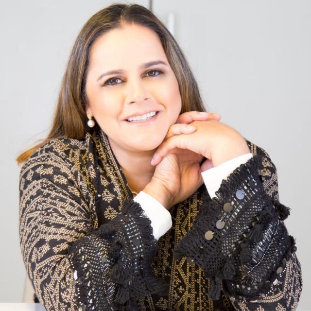 Síndica Sra. Rosangela da Silva